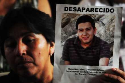 Debe aprobar ya el Congreso ley sobre Desaparición Forzada: ONGs