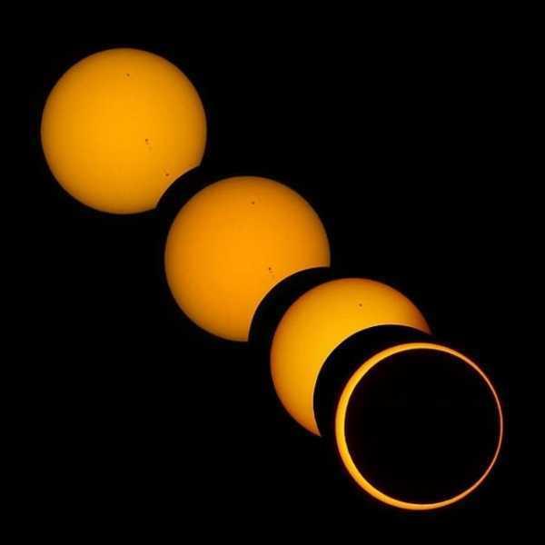 Eclipse convertirá el Sol en un anillo de fuego