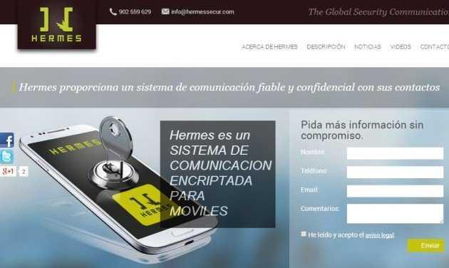 Hermes, el rival español de  WhatsApp es mucho más segura