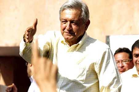 López Obrador, anuncia gira de trabajo en municipios de Chiapas