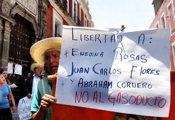 Unen voces para exigir alto a la represión y cancelación de megaproyectos