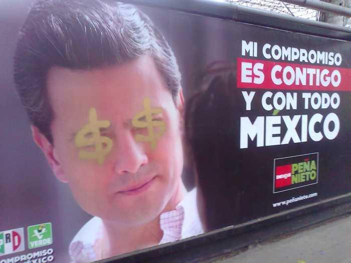 Gobiernos de Estados desviaron cerca de 50 MMDP, presumiblemente para campaña de EPN