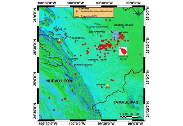 Fracking y sismos van de la mano en México
