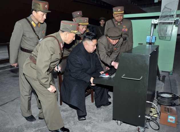 Corea del Norte alista ejercito contra Estados Unidos