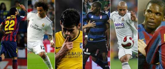 Fútbol: videos sobre demostración de racismo