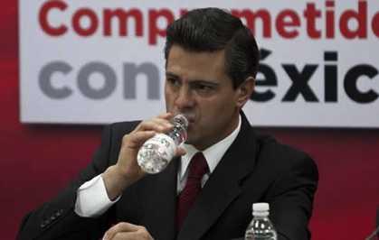 Peña Nieto reprobado por el 52% de los mexicanos: GEA -ISA