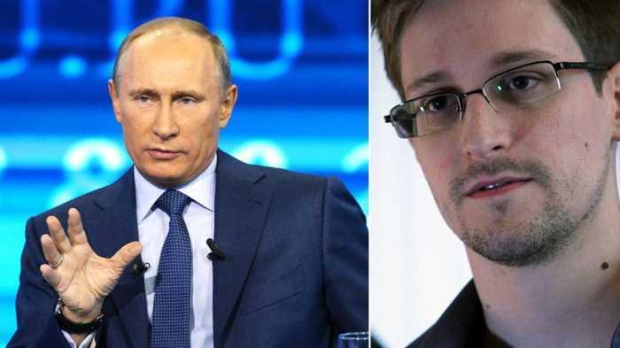 Como a Obama, hay que pedirles cuentas a Putin sobre espionaje por Edward Snowden
