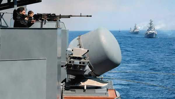 China y Rusia realizarán maniobras navales conjuntas
