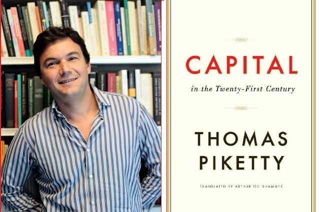 """Thomas Piketty, """"El capitalismo en el siglo XXI"""": la gran desigualdad"""