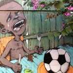 Imagen sobre el mundial de fútbol en Brasil se vuelve viral