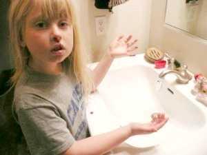 Emma Parr hemorragias por fracking