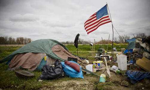Aumenta número de pobres en Estados Unidos