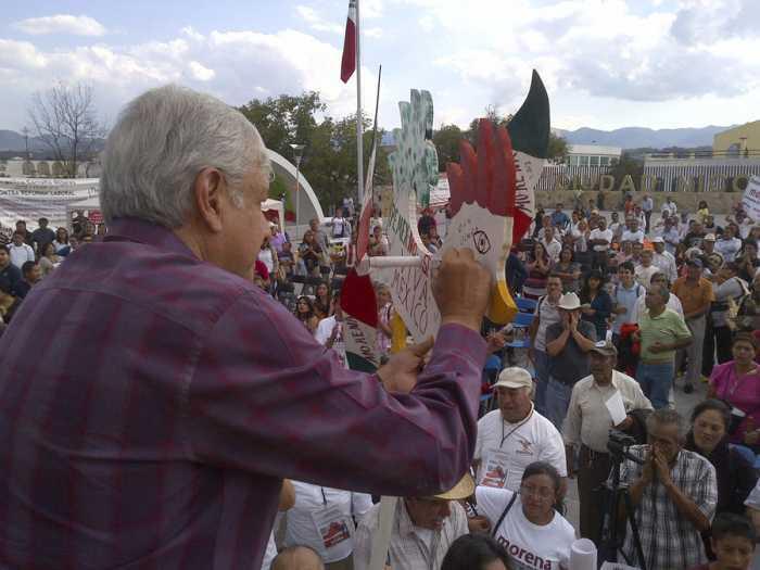 Reformas estructurales afectan condiciones de vida de los mexicanos: AMLO