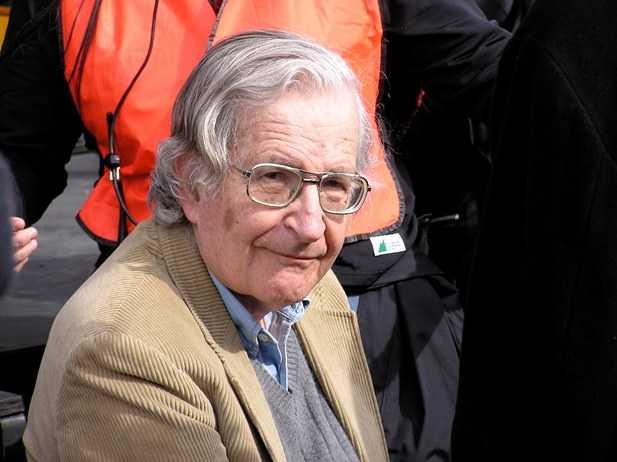Las empresas privadas controlan la política de Estados Unidos: Chomsky