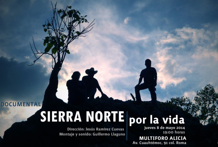 Sierra Norte por la vida, en defensa del territorio DOCUMENTAL
