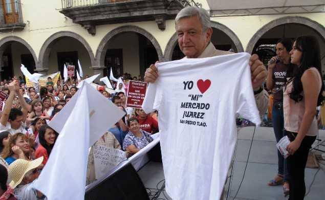 Ministros de Suprema Corte se encuentran al servicio de Peña Nieto: AMLO