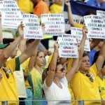 Brasil 2014, el mundial del desencanto