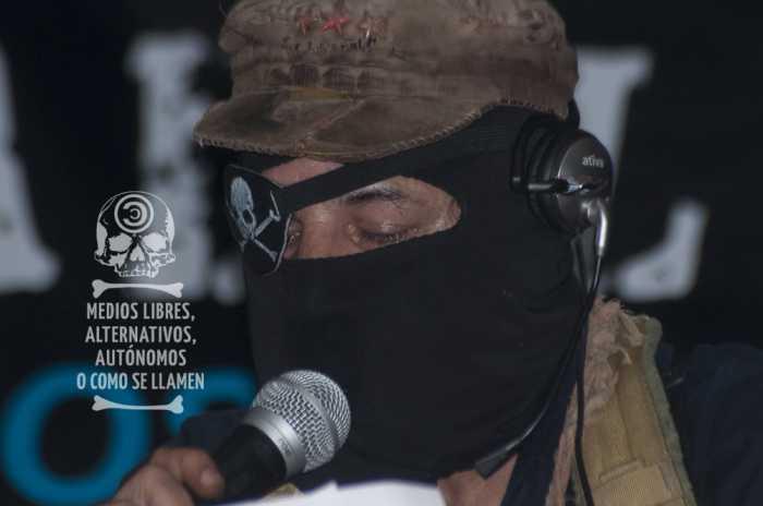 El Subcomandante Marcos dice adiós como vocero del EZLN