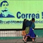 Rafael Correa refuerza campaña contra la transnacional Chevron