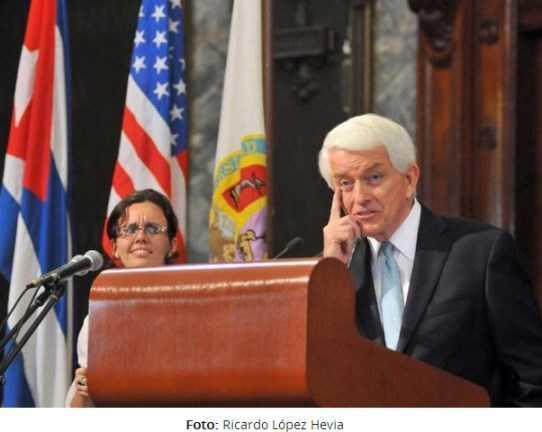Cuba y Estados Unidos pueden hacer mucho juntos: empresario estadounidense