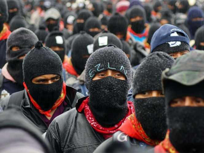 El EZLN: creatividad y agresiones, por Víctor Flores Olea