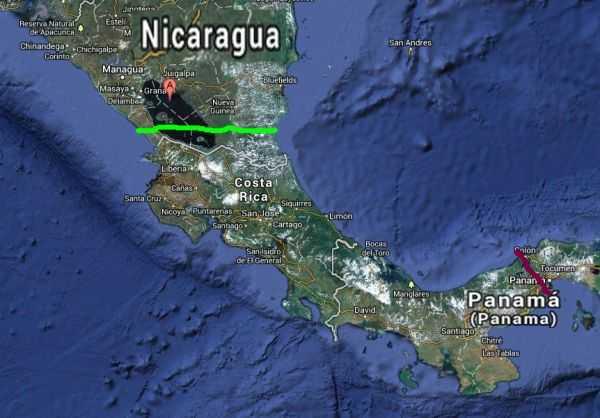 Rusia y China participaran en la construcción del canal de Nicaragua