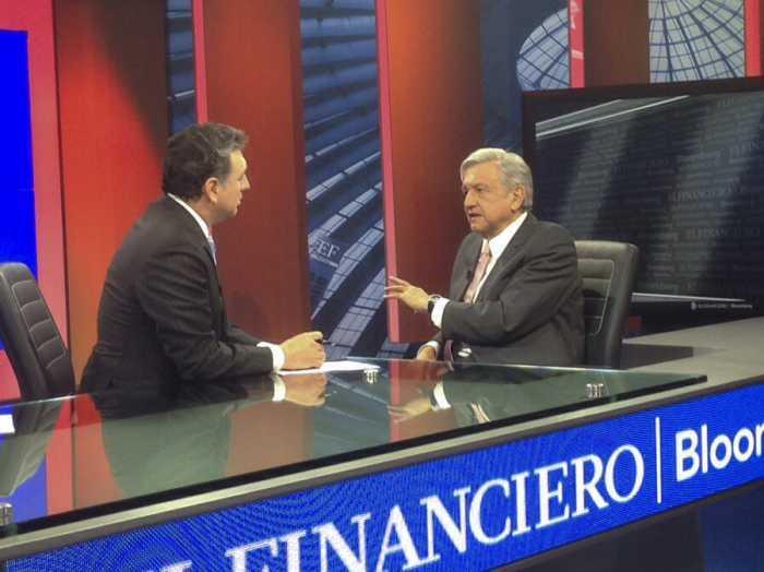 Entrevistado por Alejandro Cacho
