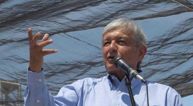 Vergüenza la traición de Graco Ramírez al pueblo de Morelos: AMLO