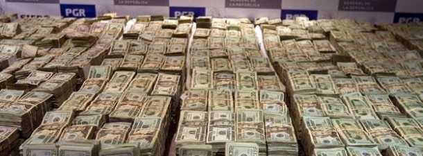 ¿Dónde está el dinero del Chapo Guzmán?: José Reveles y Francisco Cruz