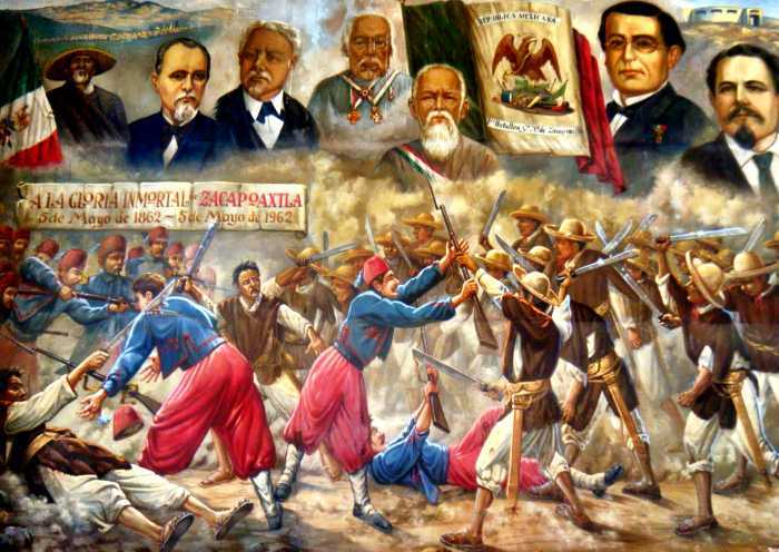 Batalla de Puebla, ejemplo de los pueblos por la defensa del territorio