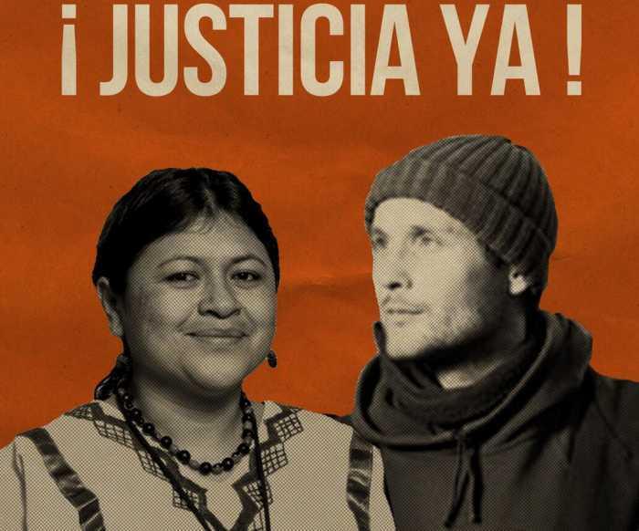 Bety Cariño y Jyri Jaakkola: su crimen sigue impune