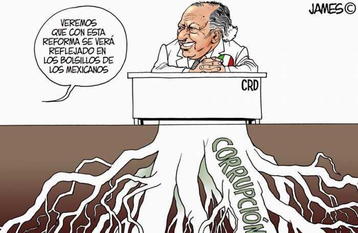 Funcionarios corruptos, principales enemigos de Pemex, señala Forbes