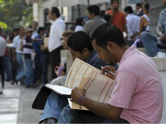 Desempleo en México aumentó a 4.8%: Inegi