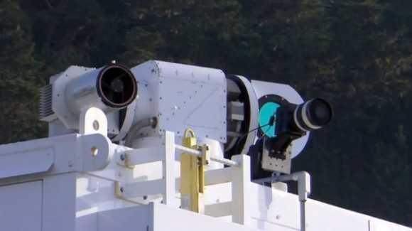 Estados Unidos prueba láser que pulveriza objetivos en 30 segundos