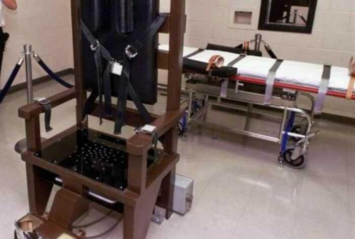 Gobernador de Tennessee, restaura ley para ejecutar reos en silla eléctrica