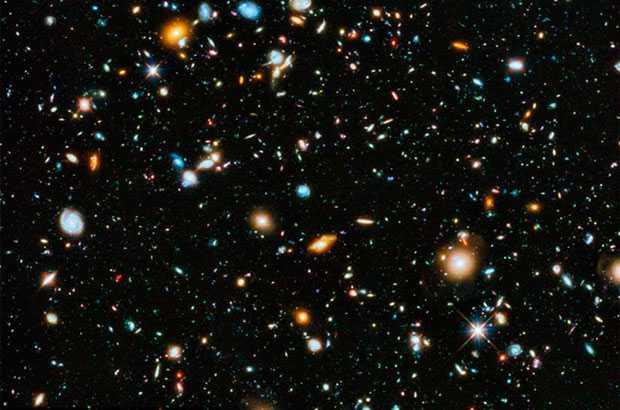 Hubble capta imagen más completa del Universo en evolución