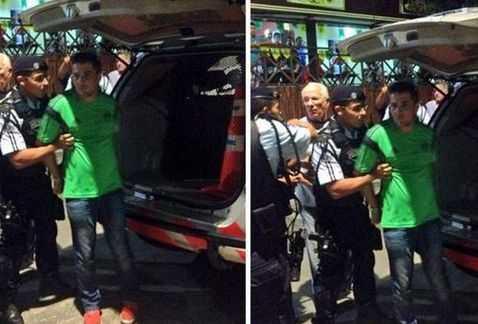 Detienen a funcionarios del PAN por acoso y agresión en Brasil