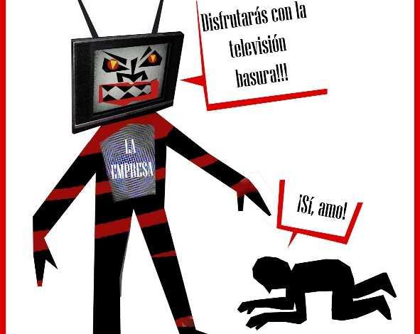 El daño que los medios comerciales causan a la gente (Video)