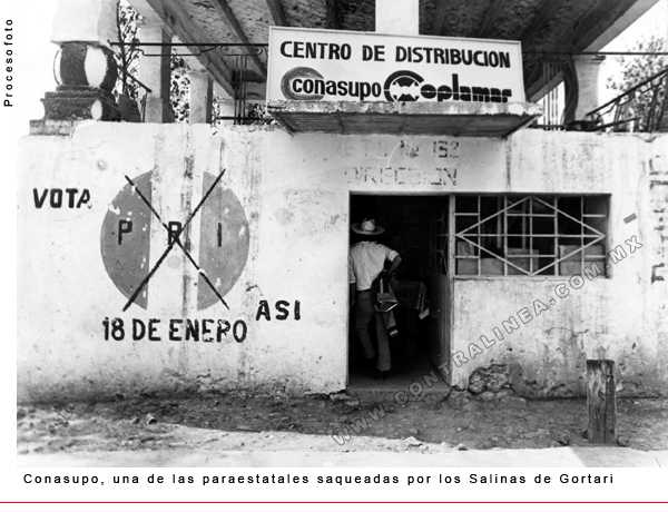 Estado sacrificial, por Pedro Miguel