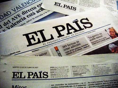 El diario español El País, cabildero de Peña Nieto