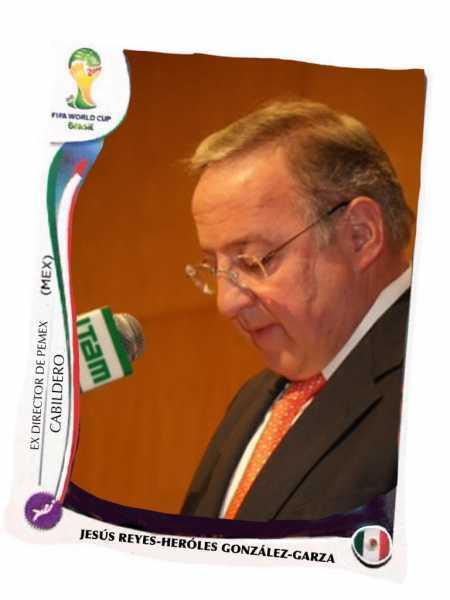 Jesús Reyes-Heroles: Cabildero del banco internacional en Pemex