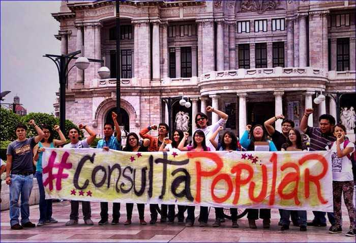 La defensa de México apenas comienza, un minuto no es suficiente: universitarios, artistas e intelectuales
