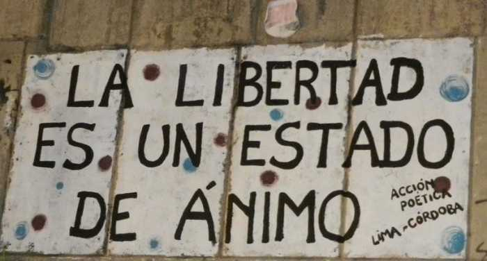 Libres como nunca