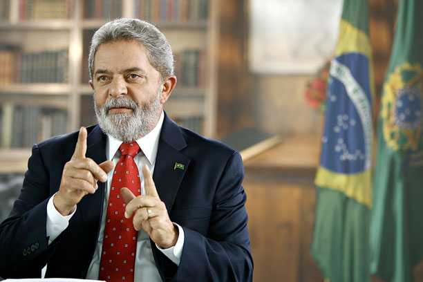 Sería más tranquilo para Brasil si Lula pudiera participar en elecciones