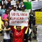 Hoy no Circula provoca $16 millones de perdidas a 200 mil microempresarios