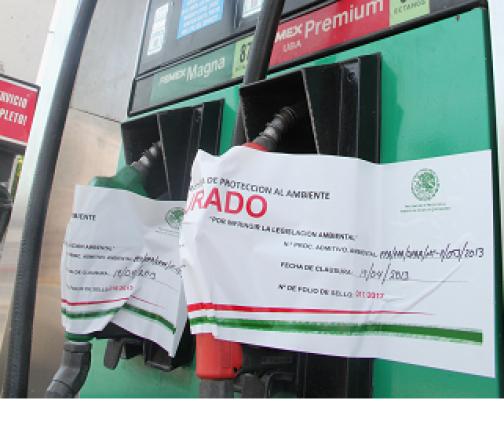 Clausuran gasolinera en Jalisco por discriminar y agredir a indígenas