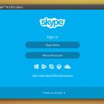 Skype 4.3: disponible para Linux