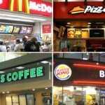 Starbucks, Burger King y McDonald's  comercializaron carne en mal estado en China y Japón