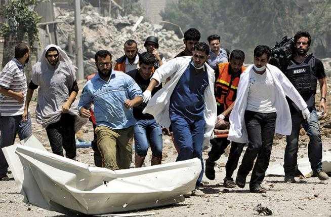 """""""Israel insulta a la inteligencia, la dignidad y la humanidad"""", afirman médicos europeos"""