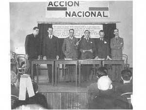 Asamblea Fundacional del PAN 1939